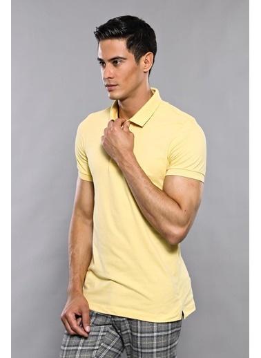 Wessi Tişört Sarı